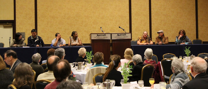 Photo of Parent Panel at 2012 Conference